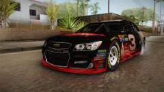 Chevrolet SS Nascar 3 Dow 2017 para GTA San Andreas