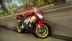 Honda CBR1000RR Yami To Love-Ru Itansha para GTA San Andreas