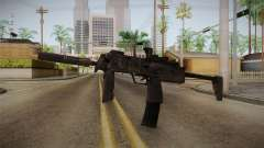 Battlefield 4 - MP7A1 para GTA San Andreas