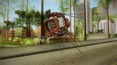 Fallout New Vegas DLC Lonesome Road - ED-E v3 para GTA San Andreas