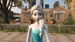 Elsa from Frozen para GTA 5