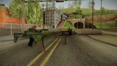 Battlefield 4 - AK-5C para GTA San Andreas