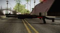 Remington 870 Silver para GTA San Andreas