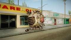 Fallout New Vegas - ED-E v1 para GTA San Andreas