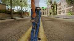 Battlefield 4 - SG 553 para GTA San Andreas