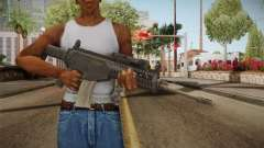 ARX-160 Tactical v1 para GTA San Andreas