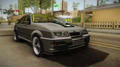 Ford Sierra RS500 Cosworth Drag para GTA San Andreas
