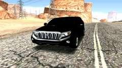 Toyota Land Cruiser Prado 150 2016 para GTA San Andreas