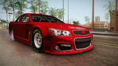 Chevrolet SS Nascar 42 Target 2017 para GTA San Andreas