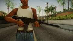 CoD 4: MW - M4A1 Remastered v3 para GTA San Andreas