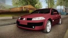 Renault Megane Hatchback v1.1 para GTA San Andreas