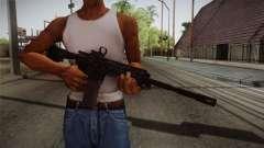 CoD 4: MW - M4A1 Remastered v2 para GTA San Andreas