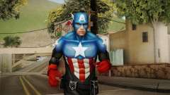 Marvel Future Fight - Winter Soldier (CA) para GTA San Andreas