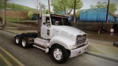 Mack Granite 2008 para GTA San Andreas