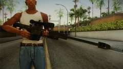 CoD 4: MW - Barrett M82 Remastered para GTA San Andreas