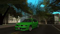 2003 Seat Leon Cupra R Series I para GTA San Andreas