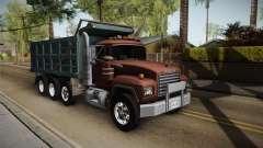 Mack RD690 Dumper 8x4 1992 v1.0 para GTA San Andreas