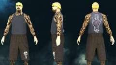 Privado de la piel Vagos lsv3 para GTA San Andreas