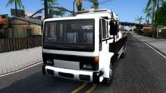 DFT-30 With Broken Sadler and Glendale para GTA San Andreas