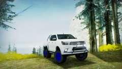 Toyota Hilux Arctic Trucks 6x6 para GTA San Andreas