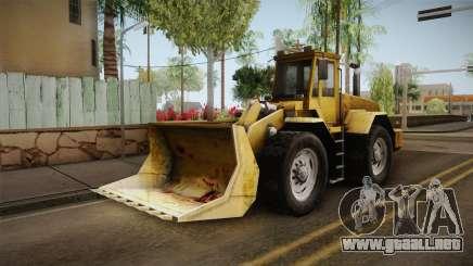 Driver: PL - Dozer para GTA San Andreas