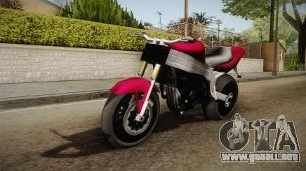 FCR-900 4Stunters para GTA San Andreas