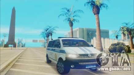 Volkswagen ППС para GTA San Andreas