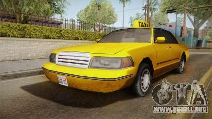 Vapid Stanier 1998 para GTA San Andreas