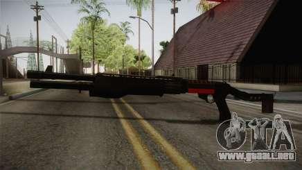 Remington 870 Silver para GTA San Andreas