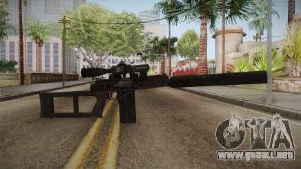 Survarium - VSK-94 para GTA San Andreas