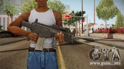 ARX-160 Tactical v1 para GTA San Andreas