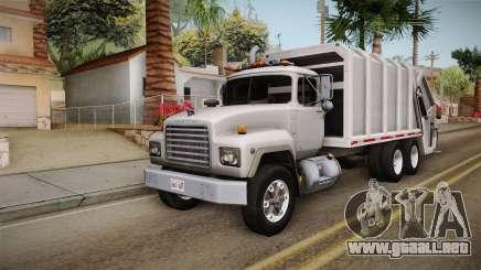 Mack RD690 Trash 1992 v1.0 para GTA San Andreas