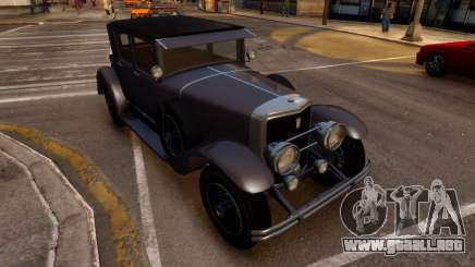 Albany Roosevelt para GTA 4