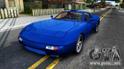 ZR-350 Update para GTA San Andreas