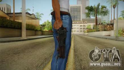 Dishonored - Corvo Gun para GTA San Andreas