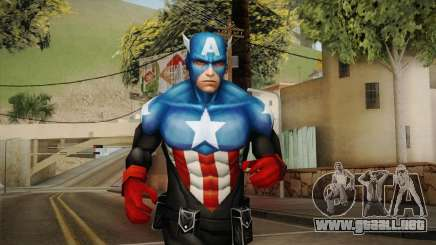 Marvel Future Fight - Winter Soldier (CA) para GTA San Andreas