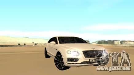 Bentley Bentyaga para GTA San Andreas