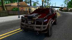 Tactical Vehicle para GTA San Andreas