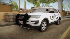 Ford Explorer 2012 Angel Pine PD para GTA San Andreas