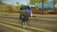 Far Cry 3 - Cassowary v2 para GTA San Andreas