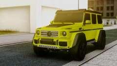 Mercedes-Benz G63 4x4