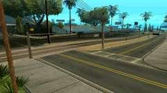 Carreteras rusas versión completa para GTA San Andreas