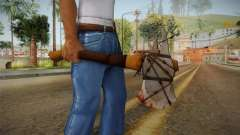 Team Fortress 2 - Pyro Axtinguisher Default para GTA San Andreas