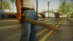 Injustice: Gods Among Us - Wonder Woman Sword para GTA San Andreas