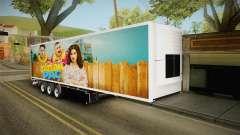 Gizden Qac Trailer para GTA San Andreas