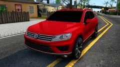 Volkswagen Touareg 2015 para GTA San Andreas