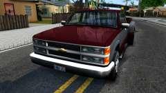 Chevrolet Silverado SA Style para GTA San Andreas