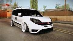 Fiat Doblo 2016 para GTA San Andreas