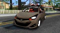 Hyundai HB20 para GTA San Andreas