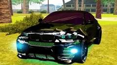LANDSTALKER BMW X6 HAMMAN SPORTS para GTA San Andreas